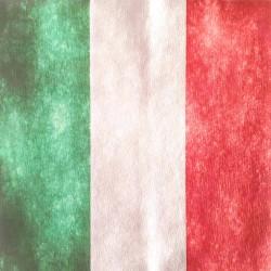 mascherina bandiera italia old style antichizzata protettiva lavabile riutilizzabile