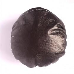 Scudo mascherina nera sterilizzabile e riutilizzabile