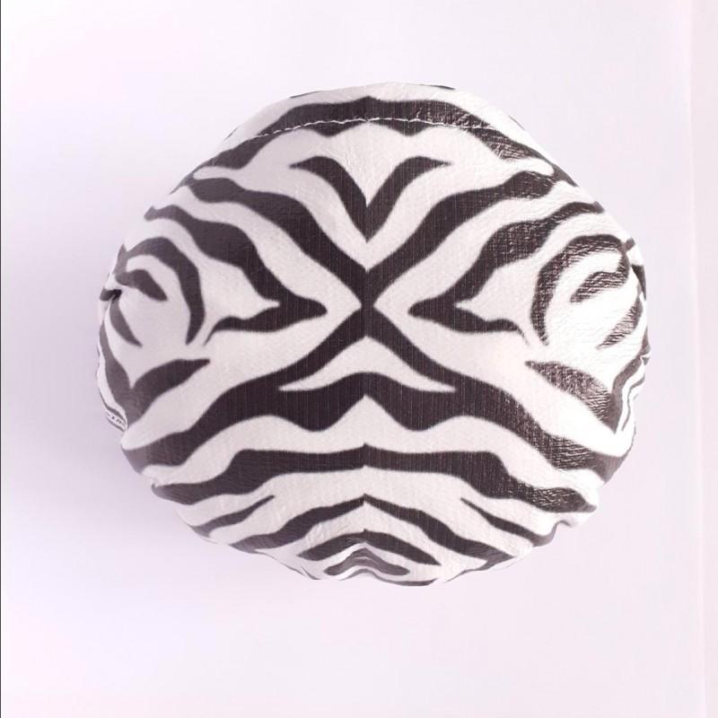 Zebrata mascherina sterilizzabile e riutilizzabile